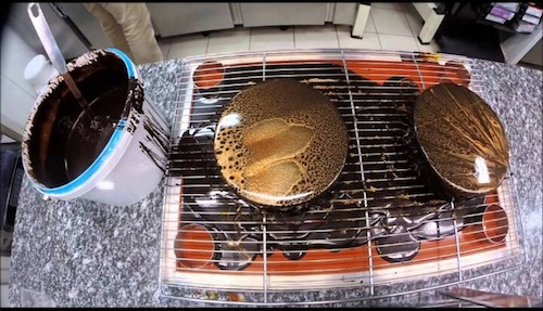Can You Freeze Mirror Glaze Cake