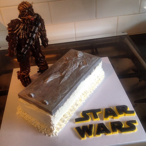 Chocolate Chewbacca Www Dunmorecandykitchen Com: HowToCookThat : Cakes, Dessert & Chocolate