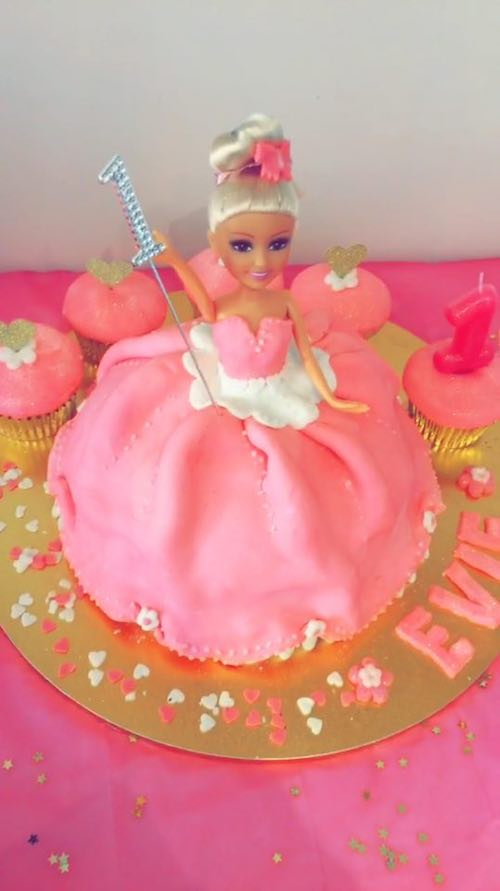 Howtocookthat Cakes Dessert Chocolate How To Make A Princess