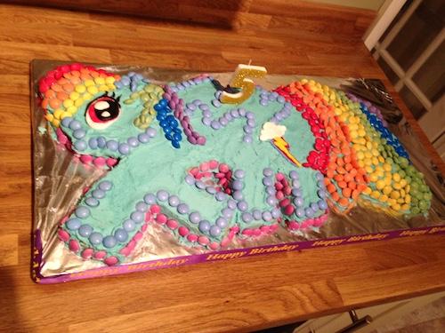 Marvelous Howtocookthat Cakes Dessert Chocolate My Little Pony Cake Funny Birthday Cards Online Kookostrdamsfinfo