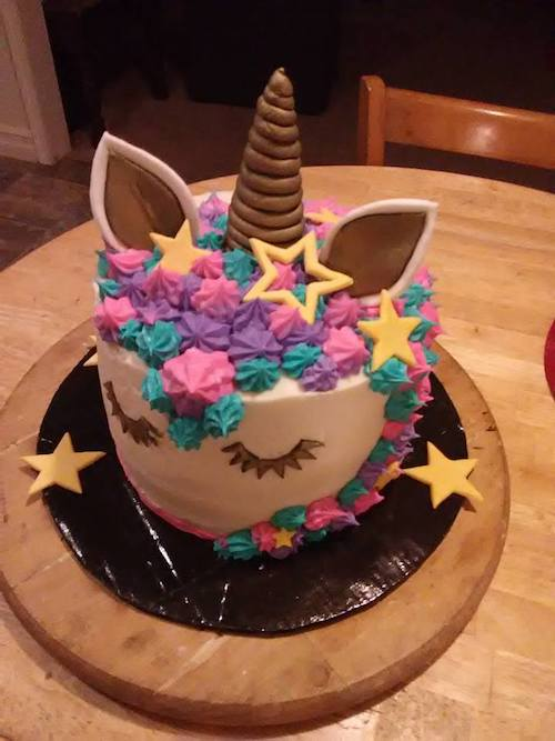 how to cook that unicorn cake