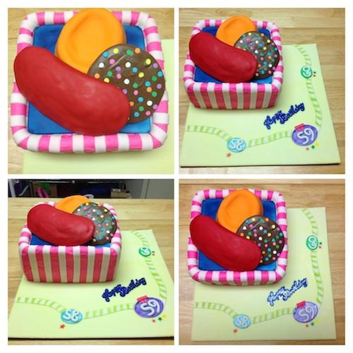 Candy Crush Saga Cake are you stuck on level 33, 65 or 97?