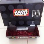 lego 'machine' for the treasure hunt