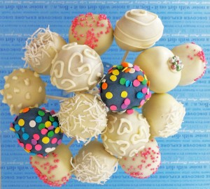 non soggy cake pops recipe how to dip and decorate