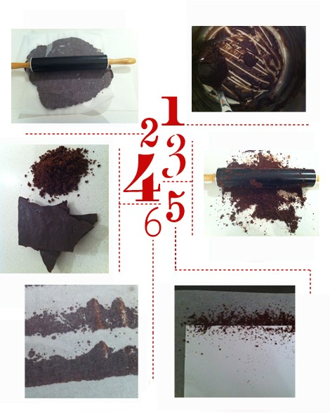 choclate tuille decoration recipe how to cook that ann reardon