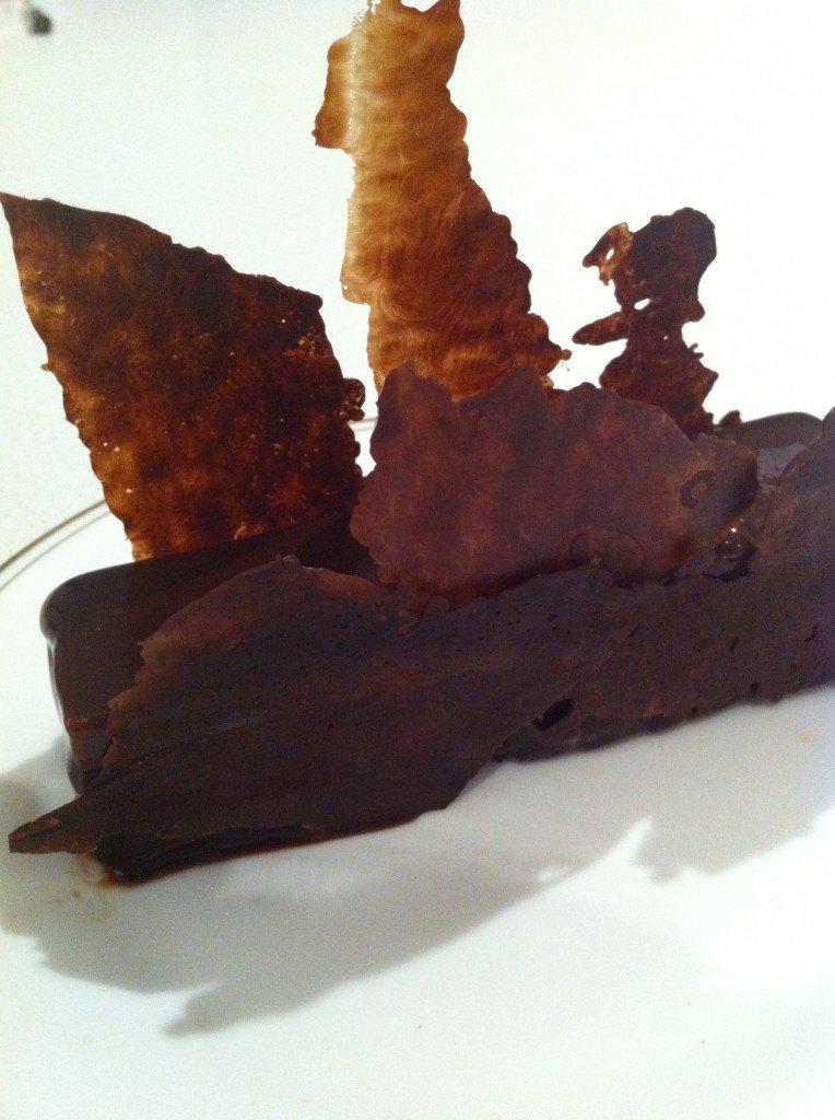 chocolate tuile recipe