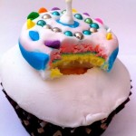 birthday fondant cupcakes how to cook that ann reardon