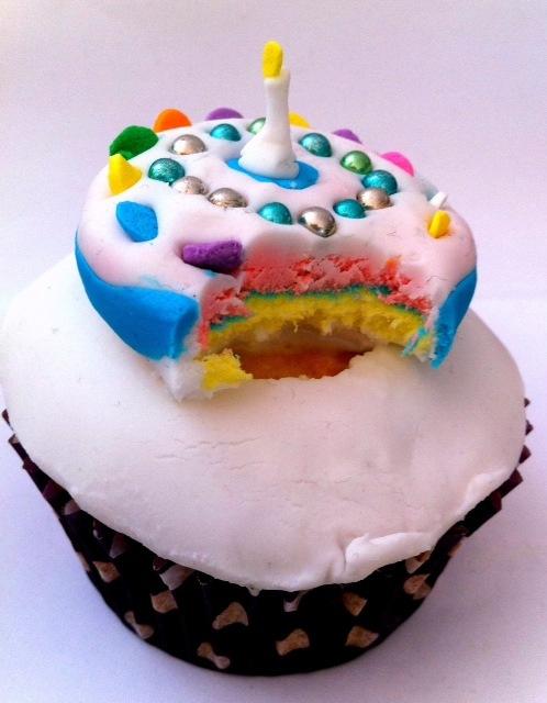 birthday fondant cupcakes how to cook that ann reardon