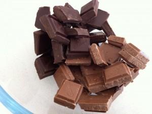 chocolate for ganache