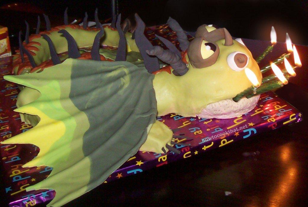 cake birthday how to train your dragon fondant how to cook that ann reardon 3