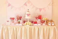 girls first birthday party ideas pink