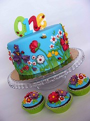 first birthday cake ideas for girls