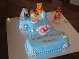 first birthday party ideas winnie the pooh