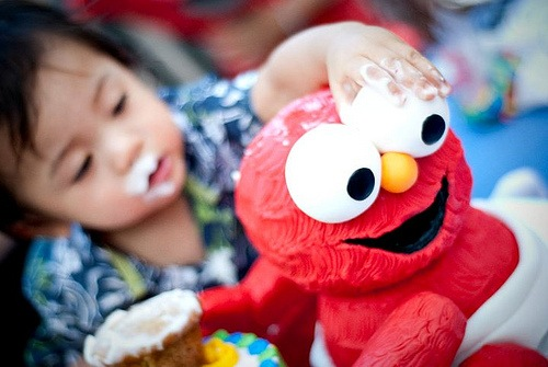 first birthday cake ideas elmo