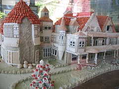 amazing ginger bread house