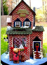 best gingerbread house recipe instructions