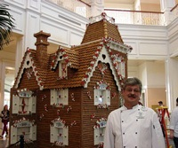 ginger bread house grand floridan disney