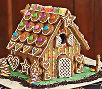 Incroyable Ginger Bread House ...