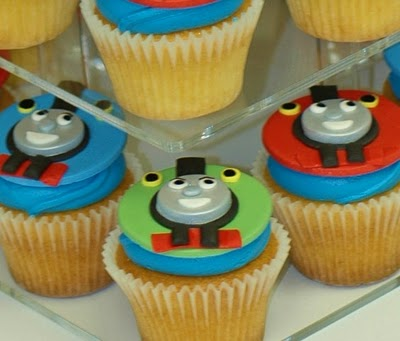 thomas the tank engine train birthday party ideas