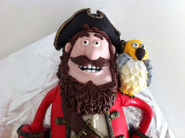 how to make a pirate cake pirates band of misfits cake