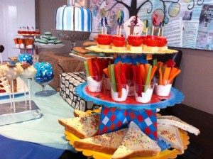 1st Birthday Party Ideas Finger Food