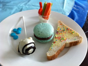 Party finger food 1st birthday ideas