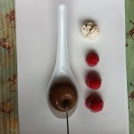 chocolate gnache spherical recipe
