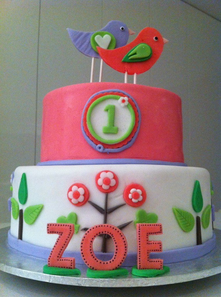 First Birthday Cakes 2012 Best Birthday Cakes Pictures to pin on ...