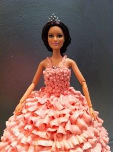 homemade princess doll cake recipe tutorial