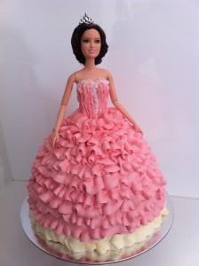 princess doll cake reardon