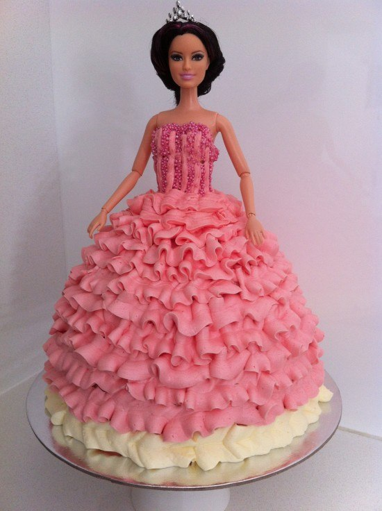 How To Make A Dolly Varden Cake Without A Tin
