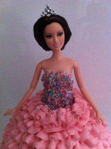 princess cake frosting