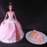 princess cake tutorial video how to