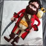 cake artist pirate cake