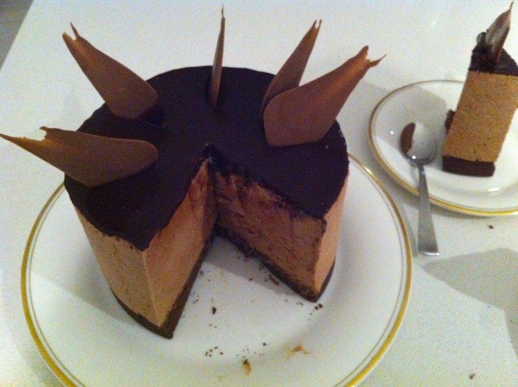 chocolate cheesecake recipe ann reardon
