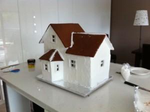gingerbread house howtocookthat annreardon