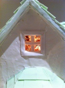 gingerbread house windows howtocookthat