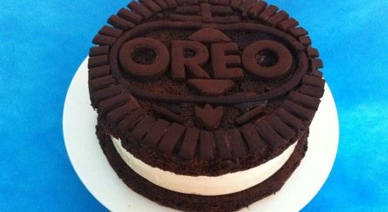 giant oreo no bake cheesecake recipe how to cook that