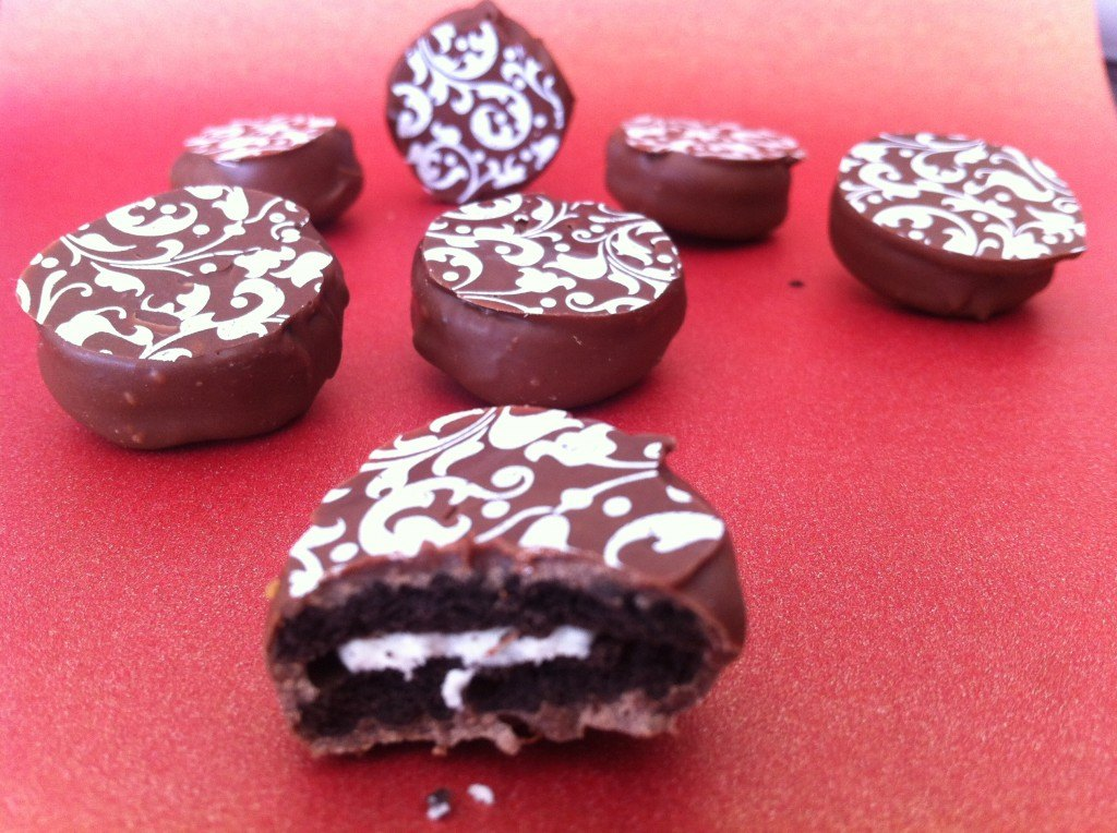 Mini oreo cookie recipes