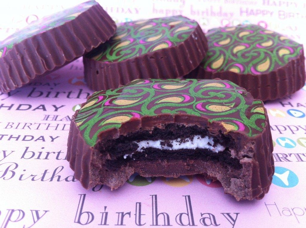 Chocolate oreo recipe by Ann Reardon
