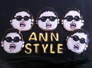gangnam style ann reardon howtocookthat