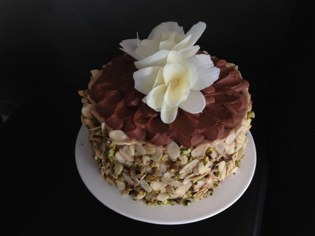 chocolate cake recipe ann reardon