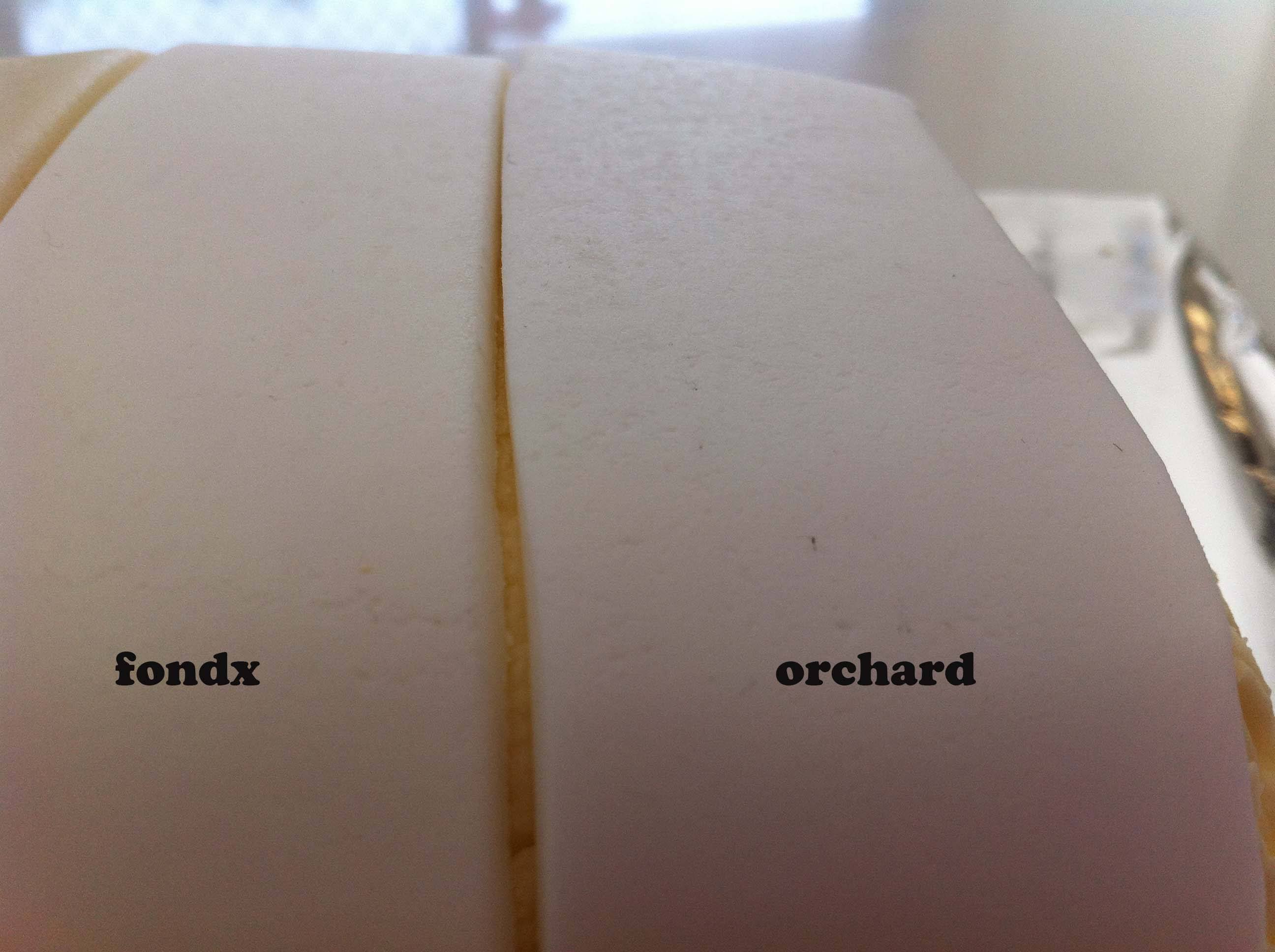 fondant review fondx orchard
