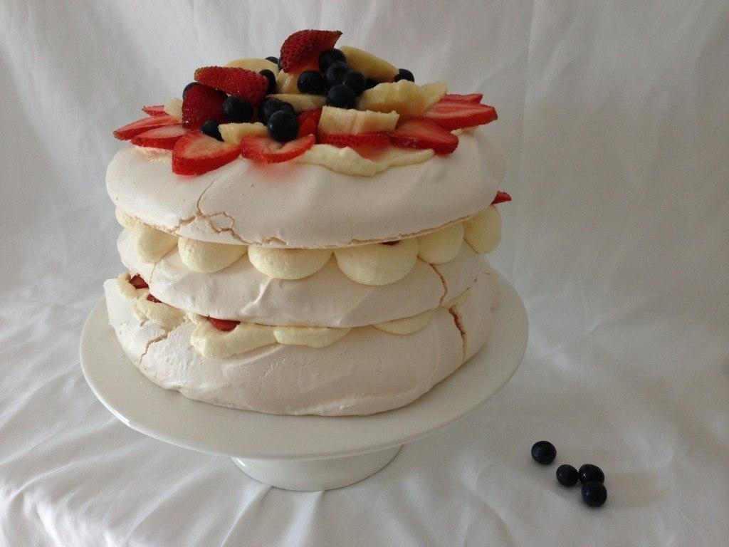 How Do You Make A Pavlova Cake