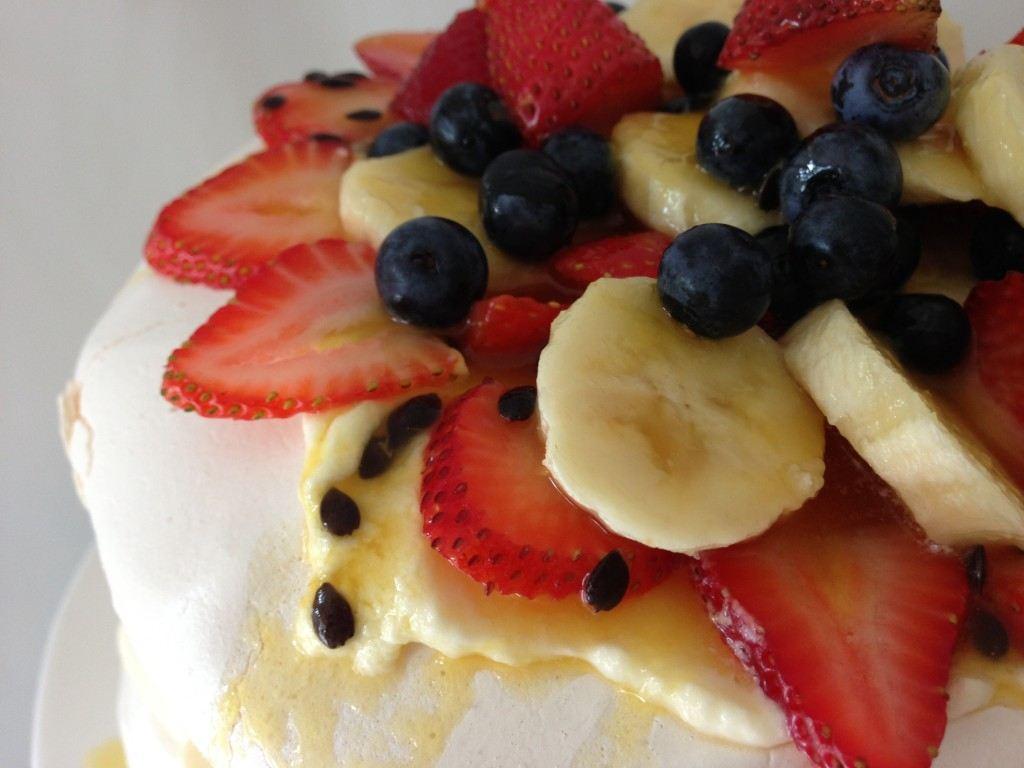 HowToCookThat : Cakes, Dessert & Chocolate   Pavlova ...