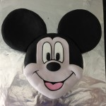 how to make decorate a mickey mouse cake
