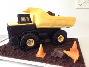 Truck Cake How To Cook That