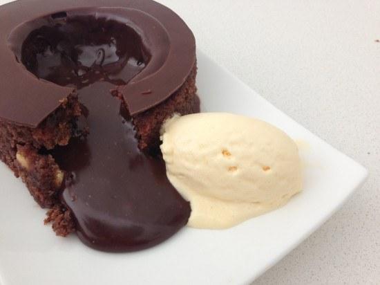 Dessert Chocolate Lava Cake Chocolate Lava Cake Recipe