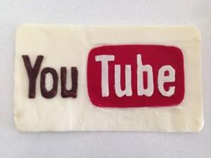 chocolate youtube  cake