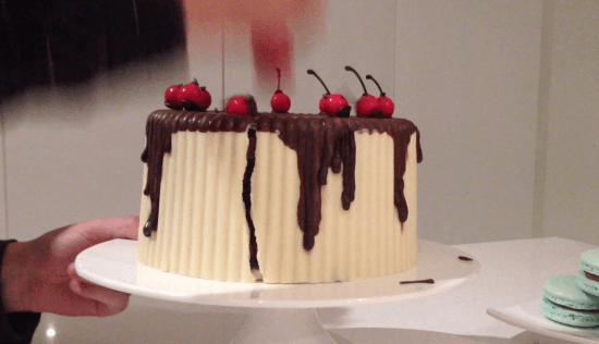 gluten free birthday cake piñata